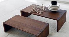 Tavolini in legno Glow-in