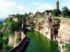 Chittorgarh Fort, often simply referred to as Chittor, is the grandest fort in Rajasthan and the largest one in India.
