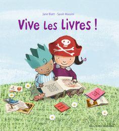 Vive les livres! - Albums Gallimard Jeunesse - Livres pour enfants - Gallimard Jeunesse