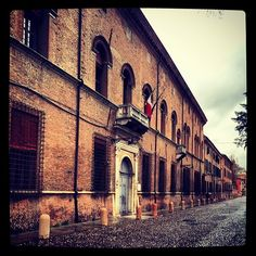 #TheGreatBeauty in Italy is everywhere! #Ferrara #ITisMe - Instagram by giuliabratti