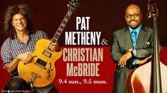 PAT METHENY - パット・メセニー|2016 ARTISTS|BLUE NOTE TOKYO