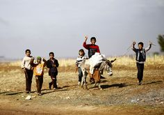 More than 250,000 Christians have fled Northern Iraq amidst ISIS persecution.