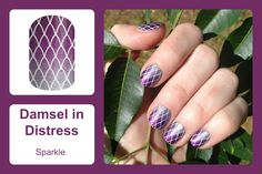 Jamberry Nails | Damsel in Distress