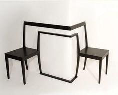 Creative corner via http://www.furnitureinchina.com/news/9488/Creative+Round-the-Corner+Chair%3A+Hörnstol.html