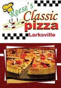 Reese's Classic Pizza in Larksville, PA 18651 | Get $20 Towards Hot and Delicious Pizza for Only $10 at Reese's Classic Pizza in Larksville! | ReferLocal