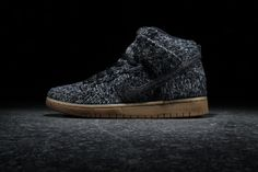 Nike SB looks to keep your feet warm this winter with its latest pack of seasonal kicks. Marked by w...