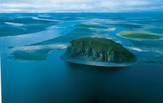 The Lena River - The Longest Rivers in the World
