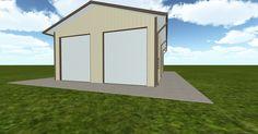Cool 3D #marketing http://ift.tt/2AhopLu #barn #workshop #greenhouse #garage #roofing #DIY