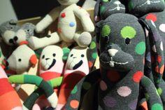 Muñecos de punto en cyckids
