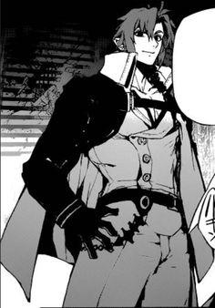 End of the Seraph Manga Chapter 31 | Crowley Eusford - Owari no Seraph Wiki