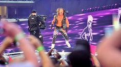 WrestleMania 32's amazing entrances
