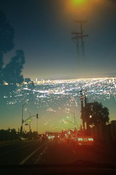 City Lights of Los Angeles Nocturne, Life Is Beautiful, Beautiful Places, Beautiful Pictures, Double Exposition, Foto Instagram, Double Exposure, Multiple Exposure, The Places Youll Go