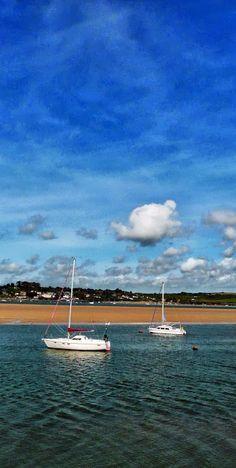 Camel Estuary Near Padstow, Cornwall Cornish Beaches, Cornish Coast, North Cornwall, Devon And Cornwall, Rick Stein, British Travel, England And Scotland, Where To Go, Driftwood