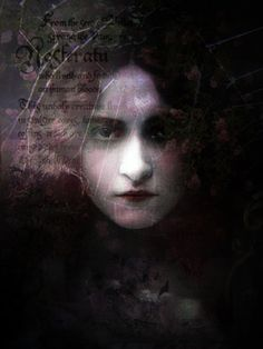 La mort et les fleurs by *Bohemiart on deviantART