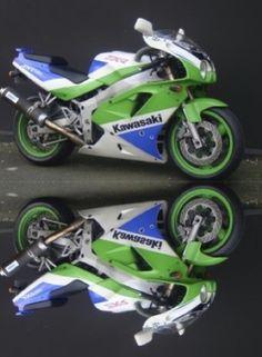 Kawasaki Ninja 750, Kawasaki Zx7r, Sportbikes, Old Bikes, Street Bikes, Bike Life, Custom Bikes, Cars And Motorcycles, Motorbikes