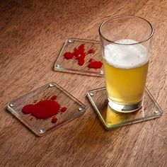 [PRÉ VENDA] Porta Copos de vidro Dexter