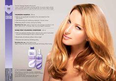 FRAMESI COLOR LOVER - Volumizing Shampoo & Double Treat Volumizing Conditioner: fine hair