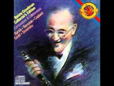▶ Benny Goodman - Copland Concerto for Clarinet and String Orchestra - YouTube