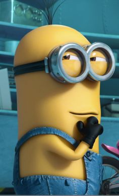 Hmm...what to order?  #minions