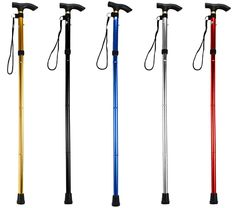Adjustable Metal Folding Cane-5.96 and Free Shipping| GearBest.com