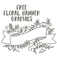 Free Floral Banner Graphics: Hey Lovelies! Happy 4th of July!!! I have some gorgeous free floral banner graphics for you today!! They are a set of 4 and as you can see absolutely stunning!! Use them for web/print branding, digi stamps, card making, wedding/party invits, watermarks, fabric transfers and so much more! These are commercial...Read More »