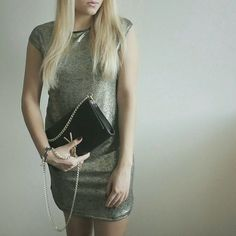 Let's party tonight!  @house_brand @maisonvalentino  #party #newyear #ootd #fashion #fashionblogger #polishgirl #girl #blonde