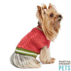 Martha Stewart Pets® Knit Sweater | Sweaters & Coats | PetSmart $8.97