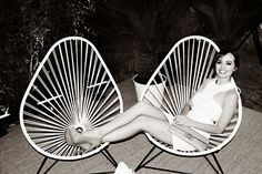 The Acapulco chair: Acapulco Chair