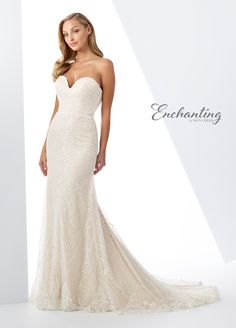 Enchanting by Mon Cheri 119111 Panache Bridal & Formal, Bridal in Houston TX,