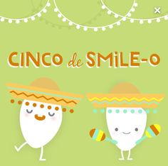 Today is CINCO DE SMILE-O! We're giving away free smiles :) #greenburgpediatricddentistry #cincodemayo #pediatricdentistry