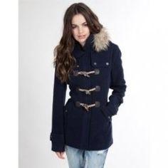 Zicac Women&39s Thicken Fleece Faux Fur Warm Winter Coat Hood Parka