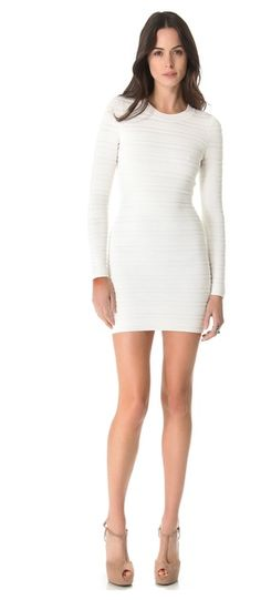 Jessie - A Fashion Boutique - Torn by Ronny Kobo Malena Dress Ottoman Sailor Stripes - White-As Seen on Ashley Tisdale, $359.00 (http://www.jessieboutique.com/products/torn-by-ronny-kobo-malena-dress-ottoman-sailor-stripes-white-as-seen-on-ashley-tisdale.html)
