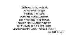 robert e lee quotes - Google Search