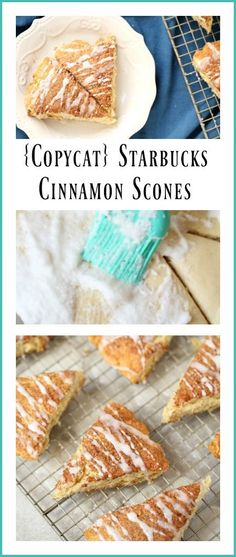 Starbucks Cinnamon Scone Hack
