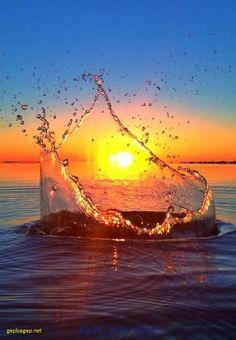 Amazing Picture Of Splash