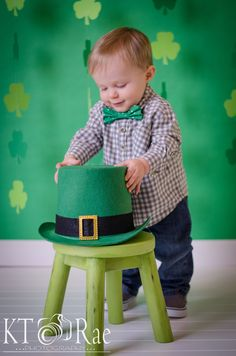 St. Patricks Day | KT Rae Photography