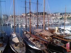 The Old Town Cannes : The Good Life France