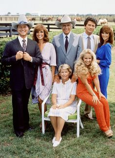 """Dallas"" TV Show"