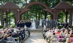 Beautiful Wedding! 05/31/14 - Legacy Pointe - Courstey of Chris Brock Photography - www.smoothtietheknots.com