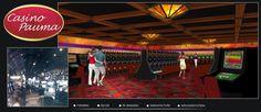 Casino Pauma | Gaming Floor Design Rendering -http://www.i5design.com/casino-design/