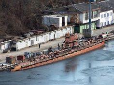 Restoration of Ukrainian Submarine | I Like To Waste My Time