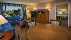 Disney S Paradise Pier Hotel Has 1 2 Bedroom Suites