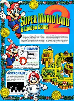 A feature on Super Mario Land 2: Six Golden coins from Nintendo Power Mag Vol 42. This is the first page of four.  #SuperMario #RetroGames #Mario  Check out the other 3 pages at http://www.superluigibros.com/super-mario-land-2-feature-nintendo-power-42