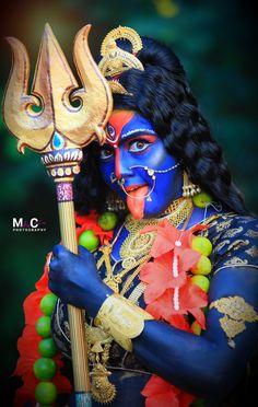 Indian Goddess Kali, Goddess Art, Durga Goddess, Kali Puja, Durga Kali, Maa Kali Images, Ganesh Images, Shri Ram Photo, Lord Durga