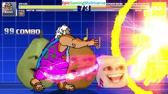 Batman And SpongeBob SquarePants VS Zeus The God Of Thunder And Annoying Orange In A MUGEN Match This video showcases Gameplay of Batman The Superhero And SpongeBob SquarePants VS Zeus The God Of Thunder From Hercules The Animated Series And The Annoying Orange In A MUGEN Match / Battle / Fight