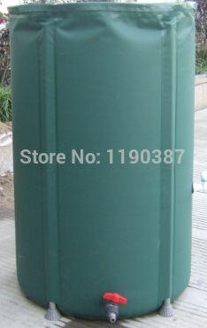 400L foldable water tank rain water connecting rain harvesting container PVC compressible rain barrel alishoppbrasil Rain Barrel, Water Tank, Yard Ideas, Container, Dunk Tank, Patio Ideas, Rain Water Collector, Courtyard Ideas, Garden Ideas