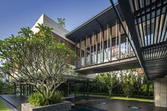 Secret Garden House » Wallflower Architecture + Design | Award winning Singapore architects