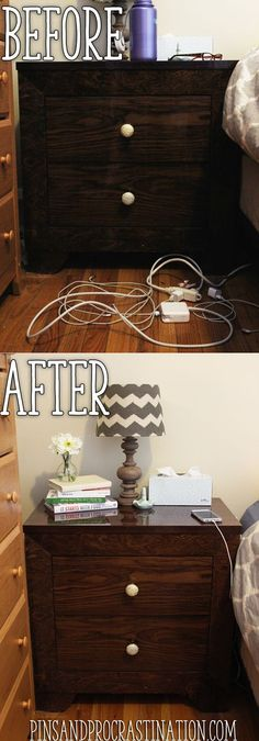 How to Organize Cords: Easy DIY Cord Organization