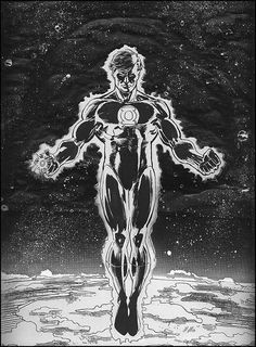 Cover of Green Lantern: Emerald Dawn #1 (1989) penciled by M.D. Bright