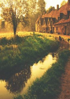 Godric's Hollow (autumn)